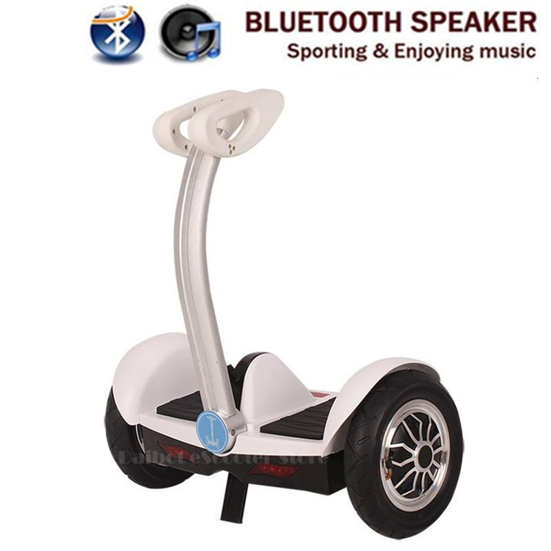 Daibot Self Balance Hoverboard Two Wheel 10 Inch 700W Self Balancing Scooters With Bluetooth APP Kids Adult Electric Scooter