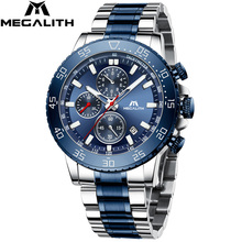 MEGALITH Sport Quartz Watch Shipping From SPAIN Warehouse ,3