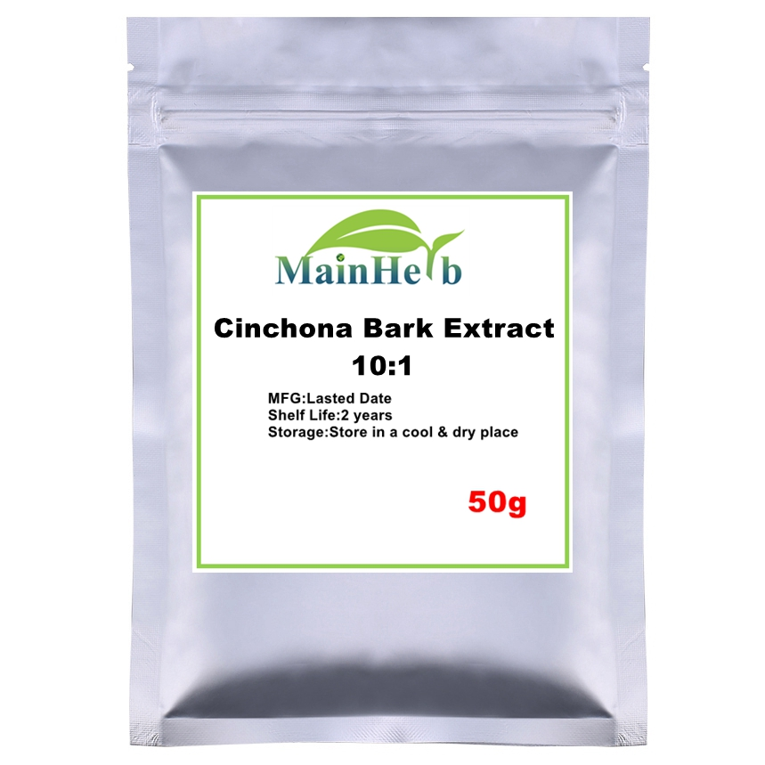 50-1000g Cinchona Bark Extract For Skin Care With Anticancer,anti-inflammatory And Anti Allergic