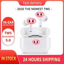 2020 New Airpoddinging Pro 3 i90000 Bluetooth Earphone Wireless Earbuds Stereo Headset earp