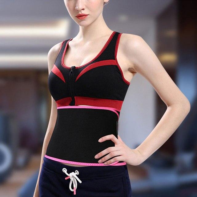S-2XL Shaper Waist Trainer Trimmer Latex Rubber Belt Body Shaper Neoprene Waist Belt Sweat Premium Waist Cincher Fajas 2