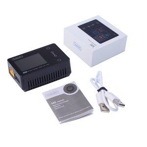 ToolkitRC M6 мини-тестер для балансировки аккумуляторов, проверки ячеек, серво-тестер 150 Вт 10A DC Выход для 1-6S Lipo LiHV Life Lion NiMh Pb
