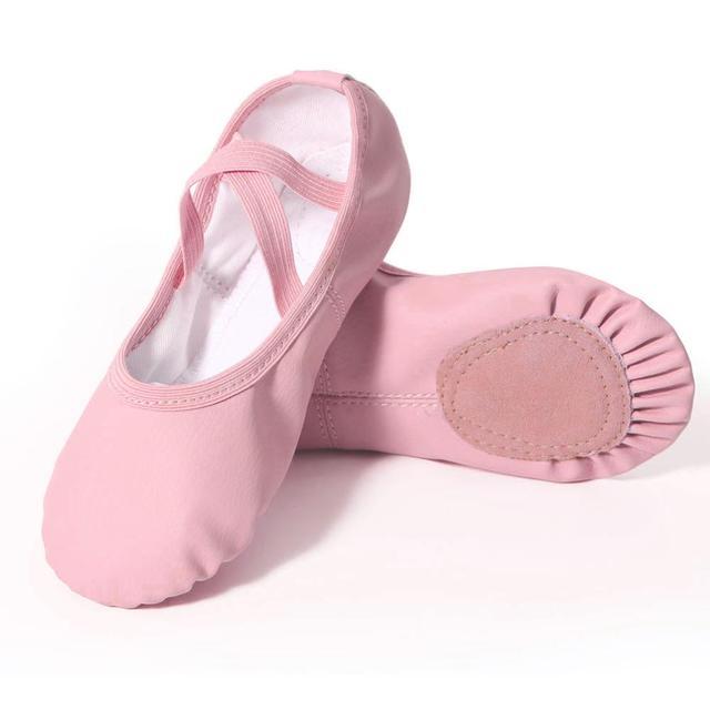 Pure Color Ballet Shoes