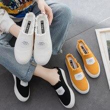 أحذية نسائية مبركن أحذية صيفية جديدة شباشب نسائية كاجوال مسطحة بألوان سادة أحذية رياضية غير رسمية للسيدات