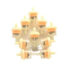 Автомобильный Карманный масляный фильтр для бензина, бензина, жидкого топлива, фильтр для скутера, мотоцикла, мотора