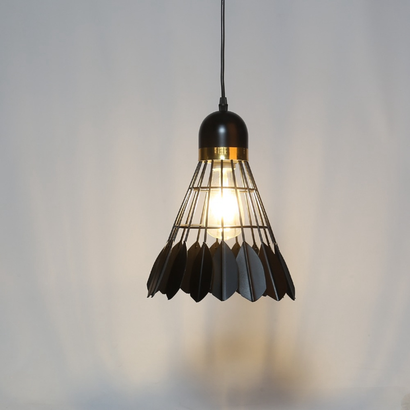 Badminton Chandelier Simple Modern Scandinavian Restaurant Lamp Restaurant Lamp Creative Personality Bar Study Bedroom Lamp|Pendant Lights| |  - title=