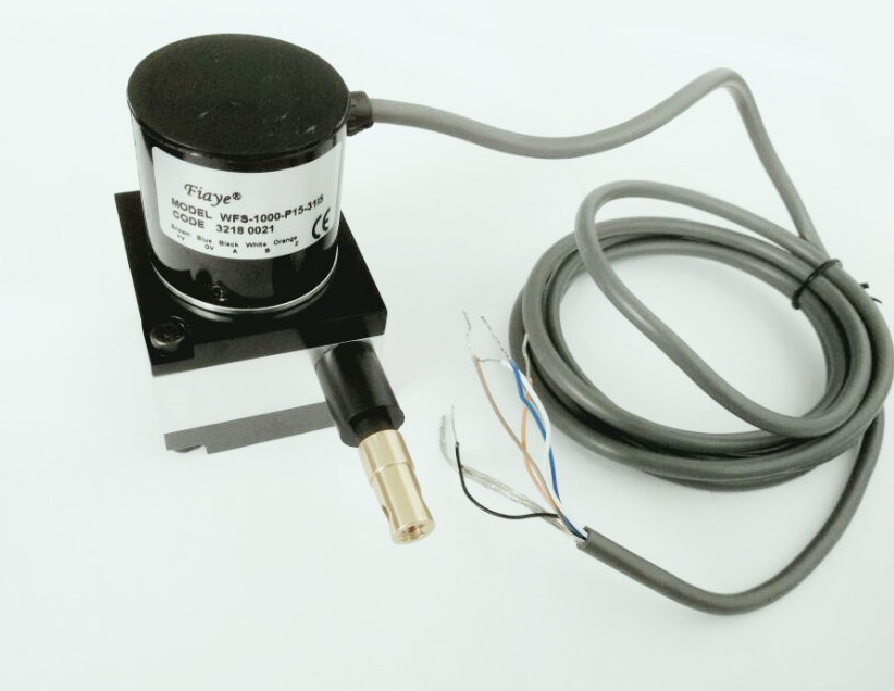 Encoder Cable Encoder High Precision Pulse Rope Displacement Sensor 2000p