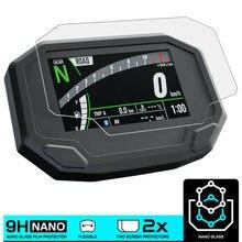 Cluster proteção contra riscos da motocicleta filme protetor de tela acessórios para z650 z900 ninja 650 ninja650 2020