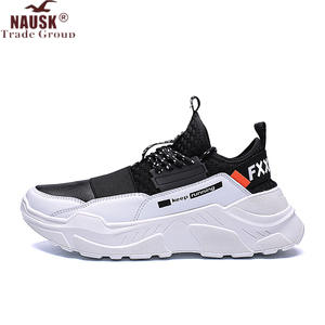 Breathable Shoes Sneakers Men Walking Lightweight Male Flat for Man Spring Driving Office