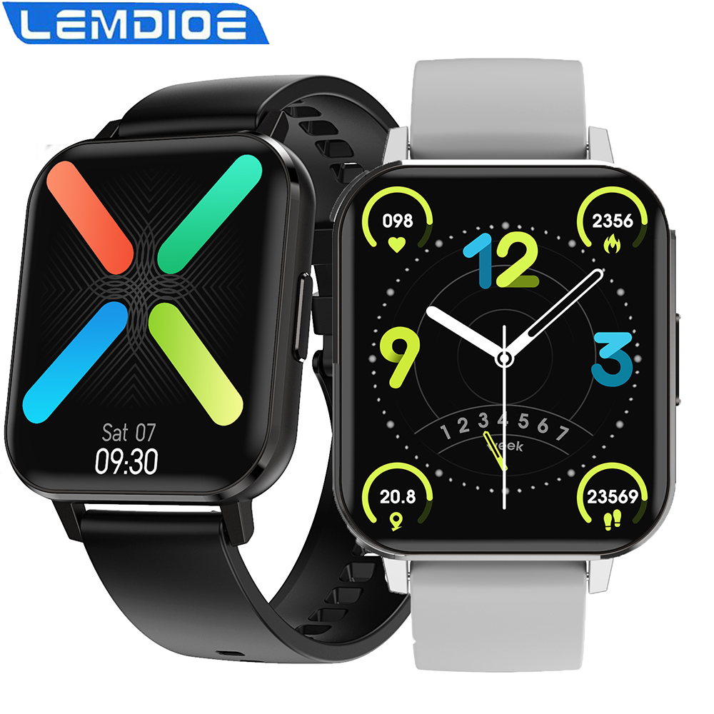 Smartwatch 2020 DTX 1 78 Inch 420 485 HD DIY Face ECG Weather Dual Modes Smart Watch Men Women PK DT35