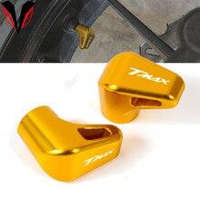 오토바이 CNC 타이어 밸브 스템 캡 밀폐 커버, Yamaha Tmax 530 2012 2015 TMAX 500 2008 2011 T MAX 560 tmax560 2020 2021