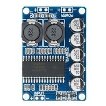 Gratis Verzending 10Pcs Digitale Versterker Board Module 35W Mono Versterker Module High Power TDA8932 Low Power verbruik