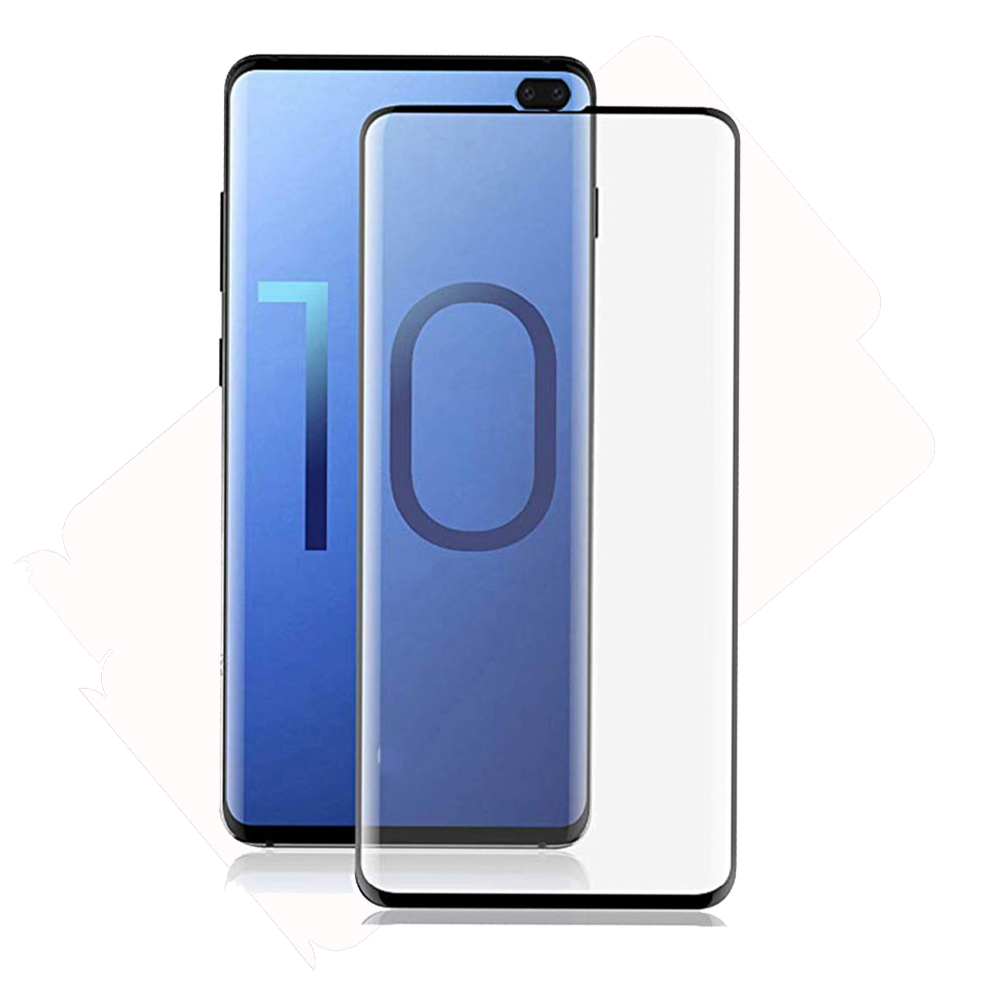 Protective Glass On The For Samsung Galaxy S10e S10 S9 S8 Plus Note 8 9 10 Pro Note10 Plus Tempered Screen Protector Glass Film