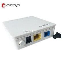 1 шт. оригинальный Hw HG8010H EPON 1GE ONU ONT с 1 портом EPON, применим к режиму FTTH, Hg8010h с питанием и коробкой