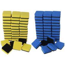 36 шт ластики для сухого стирания Магнитный ластик для доски досок ластик сухой ластик