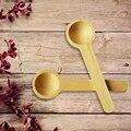 Мини-ложка из натурального дерева для домашней кухни  инструменты для приготовления пищи  ложка для соли и специй  медовая кофейная ложка  50 ...
