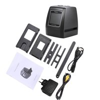 135mm/ 126mm/ 110mm/ 8mm High Definition Film Scanner Fast Photo Printed High Resolution Photo Scanner USB 2.0 Film Converter Scanners    -