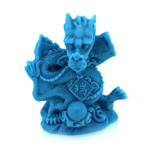 3D Dragons Soap Mould Flexible Silicone Resin Mold