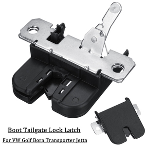 Image 1 - Boot Heckklappe Stamm Lock Latch Für VW Golf IV Bora Transporter Caddy Jetta Touareg 1J6827505B 1J9827505 6Q6827505E 6L6827505A