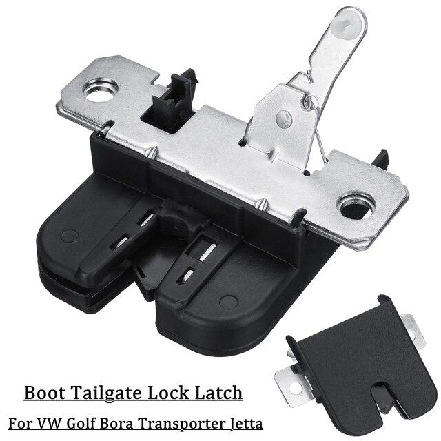Boot Heckklappe Stamm Lock Latch Für VW Golf IV Bora Transporter Caddy Jetta Touareg 1J6827505B 1J9827505 6Q6827505E 6L6827505A