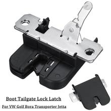Boot Tailgate Trunk Lock Latch For VW Golf IV Bora Transporter Caddy Jetta Touareg 1J6827505B 1J9827505 6Q6827505E 6L6827505A