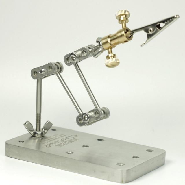 Installation en acier inoxydable prête à assembler système de gréement 200 pour lanimation de mouvement darrêt pour petit objet