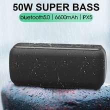Bluetooth Колонка 50 Вт портативная звуковая панель bluetooth