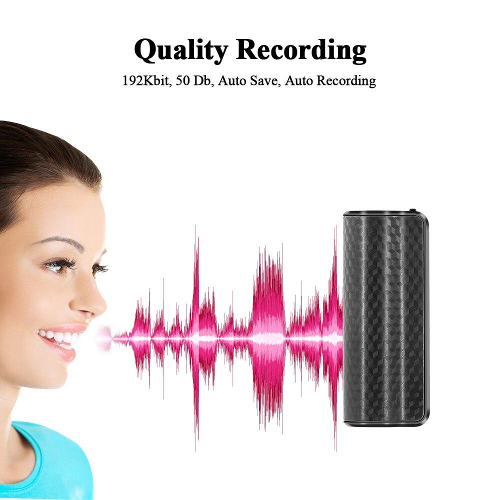 Q70 Mini Voice Recorder 9