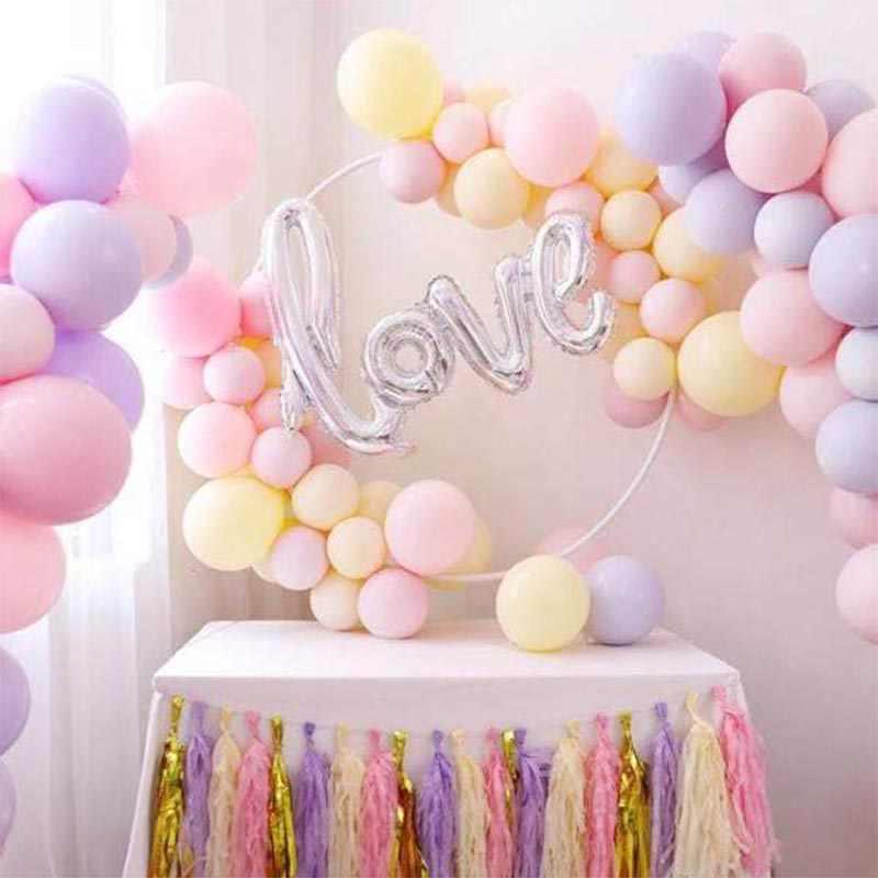 DCM HOT branco Preto rosa bola Decoração Do Casamento da Festa de Aniversário Balões De Látex balão de Ar Inflável Crianças baby shower ballon @ 2