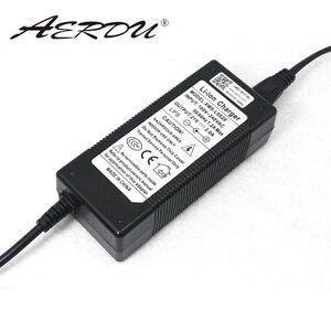 """Image 4 - AERDU 5S 21V 2A כוח אספקת 18V ליתיום ליתיום batterites סוללה מטען AC 100 240V ממיר מתאם האיחוד האירופי/ארה""""ב/AU/בריטניה plug"""