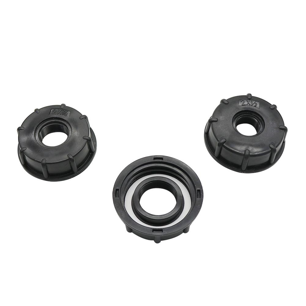 """Image 4 - 1/2"""" 3/4"""" 1"""" Female Thread IBC Tank Adapter Water Tap Connectors Valve Replacement Fittings Garden Irrigation Connection Tools-in Garden Water Connectors from Home & Garden"""