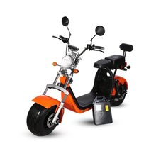 Europe warehouse EEC/COC/CECitycoco Brushless electric fat bike with removable battery for europe 1500w electrical scooter