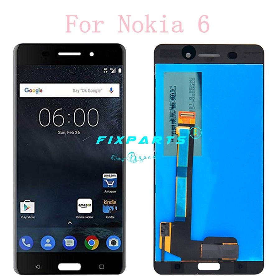 Nokia 6/X6/Nokia 6.1 PlusLCD