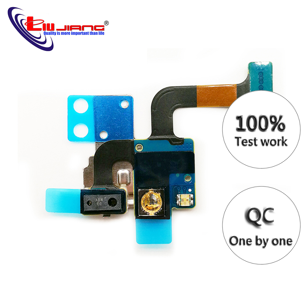 Proximity Sensor Light-sensitive For Samsung Galaxy S8 G950 G950F U S8 Plus G955 G955F U Camera Flash Flex Cable Repair Parts