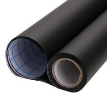 Доска 200*60 см черная самоклеящаяся доска наклейка на стену Водонепроницаемая Съемная многоразовая наклейка плакат с 5 цветными мелками