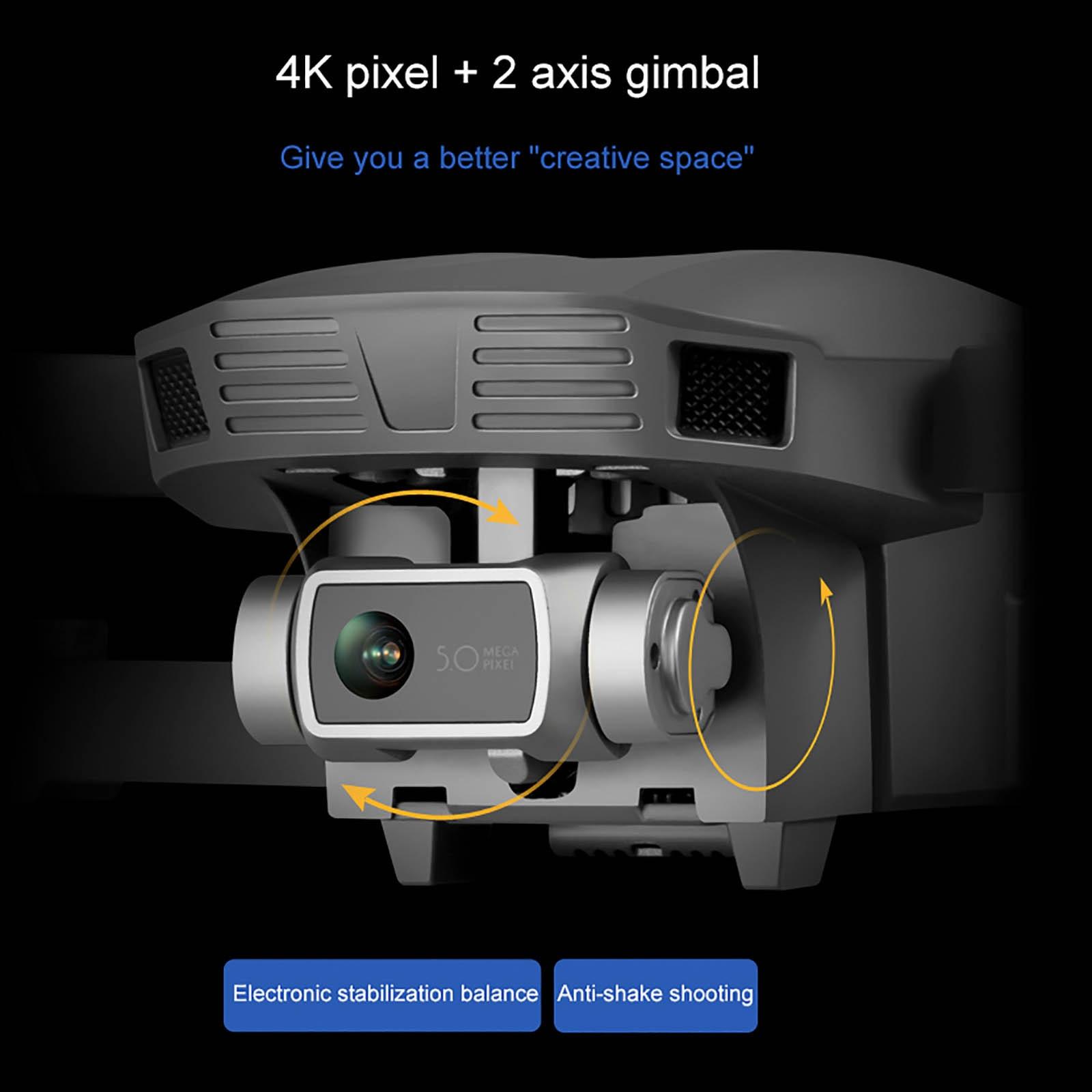 F4 Drone Gps 5g 4k Hd Mechanical