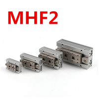type Air Pneumatic Gripper Cylinder MHF2 series with strong gripping force MHF2 8D MHF2 12D MHF2 16D MHF2 20D MHF2 20D2
