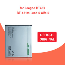 Аккумулятор на 1600 мА · ч для Leagoo Alfa6 Alfa 6 BT-451M BT451 аккумулятор + код отслеживания