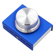 RISE Usb Volume Control, Lossless Pc Computer Speaker Audio Volume Controller Knob, Adjuster Digital Control With One Key Mute F