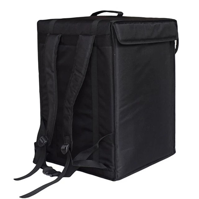 58L/42L Thermal Insulated Bag Pizza Food Delivery Bags outdoor Picnic Scooter Backpack lunch bags cake takeaway Box car ice box