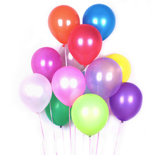 20pcs/lot 12Inch Color Balloons Thick Pearlescent Balloon Wedding  Decorative Birthday