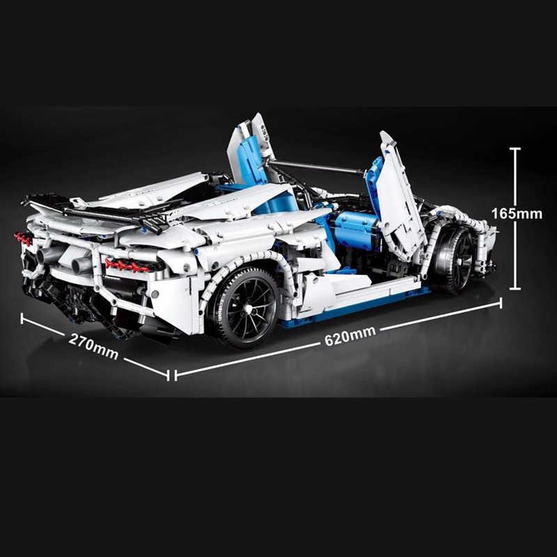 Серия QL0430, ламборгинин, авандор SVJ, родстер, модель супер автомобиля, сборные строительные блоки, игрушки для мальчиков, подарки на день рождения