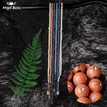 8mm Islam Hohe Qualität Muslimischen Rosenkranz Perlen 99 Allah Gebet Perlen Natürlichen Charme Nahen Osten Armband Allah Schmuck