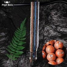 8mm, Rosario musulmán de alta calidad islámico, cuentas de oración Natural de 99 Alá, abalorio, pulsera de Oriente Medio, joyas de Alá