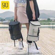 90FUN Trendsetter Chic Outdoor Travel Teenager Shoulder Backpack 14inch Laptop Storage Pack Men Women Waterproof  Bags