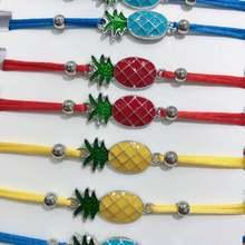 Горячая продажа ручной работы натуральная ракушка вязки браслет