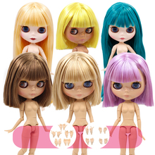 ICY DBS Blyth doll 1/6 Joint Body white and tan skin BJD matte face or glossy face