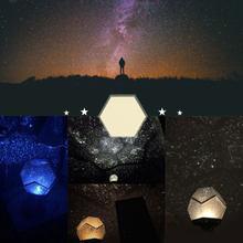 Gwiazda niebo ABS mistrz projektor LED magia romantyczna lampka nocna Astro Starlight Galaxy gwiazda lampka nocna sypialnia dekoracja dzieci prezent