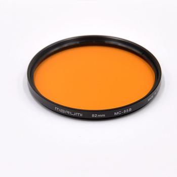 MARUMI 82mm MC-85B MC-81A MC-85A filter lens is clean without scratches цена 2017