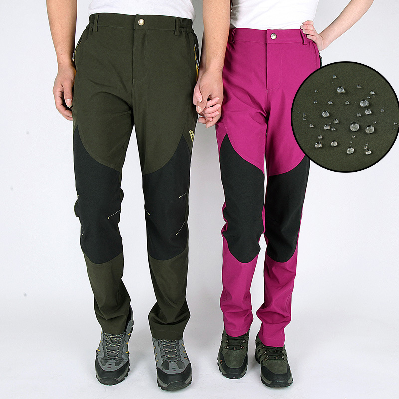 Lovers Skiing Pants Winter Men Women Snow Snowboard Pants Outdoor Sports Hiking Windproof Waterproof Warm Fishing Trousers